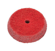 Sealey BG1010NPW50 Nylon Polishing Wheel ¯50 x 13mm 6mm Bore