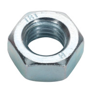Sealey SN14 Steel Nut M14 Zinc DIN 934 Pack of 25