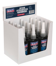 Sealey SCS271 Stud Lock High Strength 50ml Pack of 12