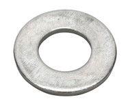 Sealey FWC1430 Flat Washer M14 x 30mm Form C BS 4320 Pack of 50