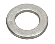 Sealey FWC1634 Flat Washer M16 x 34mm Form C BS 4320 Pack of 50
