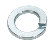 Sealey SWM10 Spring Washer M10 Zinc DIN 127B Pack of 50