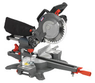 Sealey SMS216 Double Sliding Compound Mitre Saw 216mm