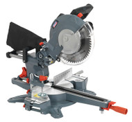 Sealey SMS255 Double Sliding Compound Mitre Saw 250mm