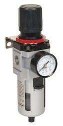 Sealey SA4001FR Air Filter/Regulator - High Flow