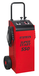 Sealey SUPERSTART550 Starter/Charger 550Amp 12/24V