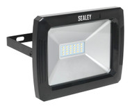 Sealey LED081 Floodlight with Wall Bracket 20W SMD LED 230V