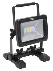 Sealey LED090 Portable Floodlight 10W SMD LED 230V