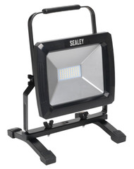 Sealey LED094 Portable Floodlight 50W SMD LED 230V