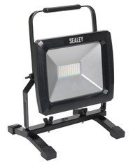 Sealey LED096 Portable Floodlight 70W SMD LED 230V