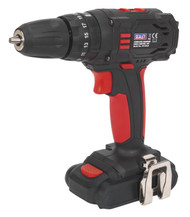 Sealey CP18VLD Cordless Lithium-ion 10mm Hammer Drill/Driver 18V 1.5Ah 2-Speed - Fast Charger