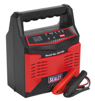 Sealey SDC150 Battery Charger 12/24V 15Amp 230V Automatic