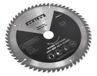 Sealey SMS255.53 Cut-Off Saw Blade ¯250 x 3.2mm/¯30mm 60tpu
