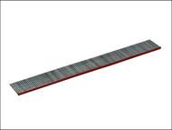 Bostitch BOSBT1300B1M - BT1300-15 1M Brown Brad Nail 15mm Pack of 1000