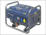 Boxxer BOXGEN2200 - 2200 Petrol Roll Cage Generator 2200 Watt 110/230 Volt
