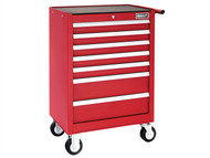 Britool Expert BRIE010142B - Roller Cabinet 7 Drawer - Red