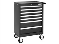 Britool Expert BRIE010143B - Roller Cabinet 7 Drawer - Black
