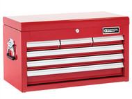 Britool Expert BRIE010212B - Tool Chest 6 Drawer - Red