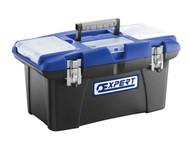 Britool Expert BRIE010305B - E010305B Plastic Tool Box 19in