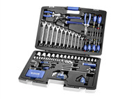 Britool Expert BRIE034806B - Multi-Tool Set of 124 Metric 1/4 & 1/2in Drive