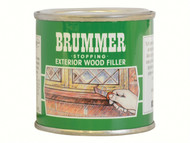 Brummer BRUGSMM - Green Label Exterior Stopping Small Medium Mahogany