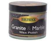 Briwax BRWMGW250 - Marble & Granite Wax Clear 250ml