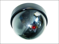 Byron BYRCS44D - CS44D Dummy Dome Camera with Flashing Light