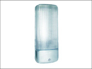 Byron BYRES81A - ES81A Plastic Security Light Chrome