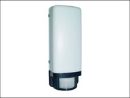 Byron BYRES88 - ES88 Security Light With PIR Black