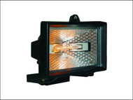 Byron BYRHL400 - HL400 Halogen Floodlight Black 400 Watt