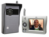 Byron - VD35W Wireless Digital Video Door Intercom