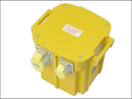 Carroll & Meynell C/M5003 - 5003/3 Transformer Triple Outlet Rating 5 Kva Continuous 2.5kva