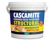 Polyvine CAS15KG - Cascamite One Shot Structural Wood Adhesive Tub 1.5kg