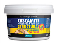 Polyvine CAS220G - Cascamite One Shot Structural Wood Adhesive Tub 220g