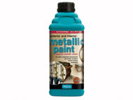 Polyvine CASMPC500 - Exterior & Interior Metallic Paint Copper 500ml