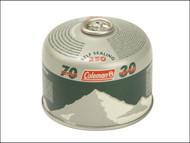 Coleman COL203086 - 203086 Cartridge C250 Butane/Propane