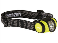 Coleman COL23264 - CHT15 Headlamp With Batteries Lime