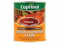 Cuprinol CUPGFSM750 - Softwood & Hardwood Garden Furniture Stain Mahogany 750ml