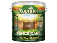 Cuprinol CUPLMFCAG6L - Less Mess Fence Care Autumn Gold 6 Litre