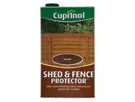 Cuprinol CUPSFCH5L - Shed & Fence Protector Chestnut 5 Litre