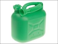 Silverhook D/ICAN2 - Unleaded Petrol Can & Spout Green 5 Litre