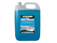 Silverhook D/ISHA4 - Concentrated Antifreeze - Blue 4.54 Litre