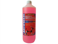 Silverhook D/ISHAR1 - Concentrated Red Antifreeze O.A.T. 1 Litre
