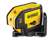 DEWALT DEW085K - DW085K Self Levelling Laser Point 5 Beam