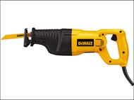 DEWALT DEW310K - DW310K Reciprocating Saw 1200 Watt 230 Volt