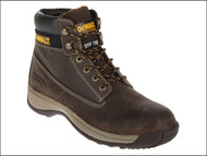 DEWALT DEWAPPREN10B - Apprentice Hiker Boots Brown Nubuck UK 10 Euro 44
