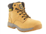 DEWALT DEWCARBON12W - SBP Safety Hiker Carbon Wheat Boots UK 12 Euro 47
