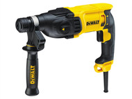 DEWALT DEWD25133K - D25133K SDS 3 Mode 26mm Hammer Drill 800 Watt 240 Volt