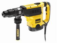 DEWALT DEWD25721K - D25721K SDS Max Combination Hammer 7kg 1350 Watt 240 Volt