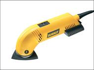 DEWALT DEWD26430 - D26430 Detail Sander 300 Watt 230 Volt